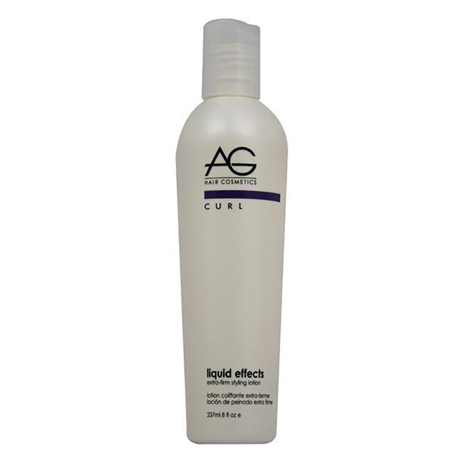 Daily Steals-Liquid Effects Extra-Firm Styling Lotion by AG Hair Cosmetics for Unisex - 8 oz Lotion-Personal Care-