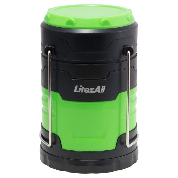 LitezAll 200 Lumens Extendable COB LED Lantern-Daily Steals