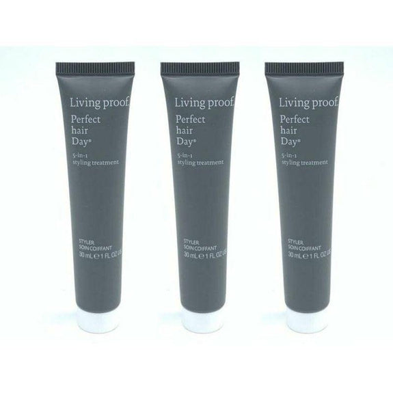 Living Proof Perfect Hair Day 5-in-1 Styling Treatment - 3 Pack-