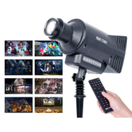 Night Stars HD 3000 Lumen Outdoor Projector with 5 Animations and Remote-Daily Steals