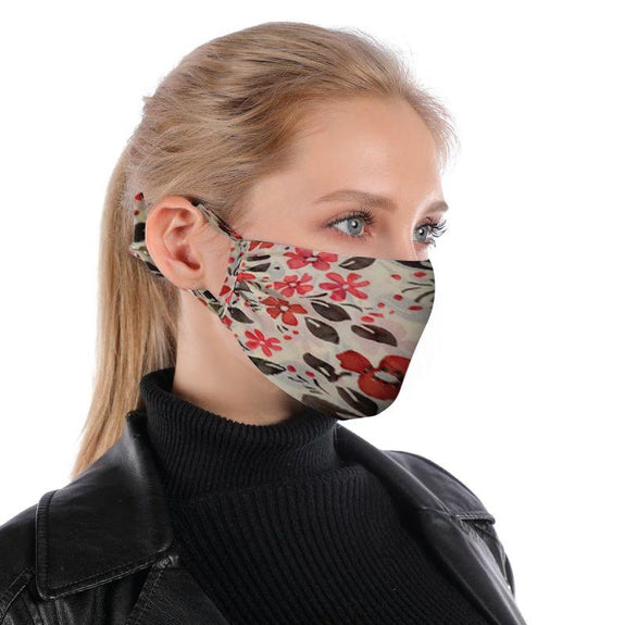 Reusable & Machine Washable Silk Face Mask-Daily Steals