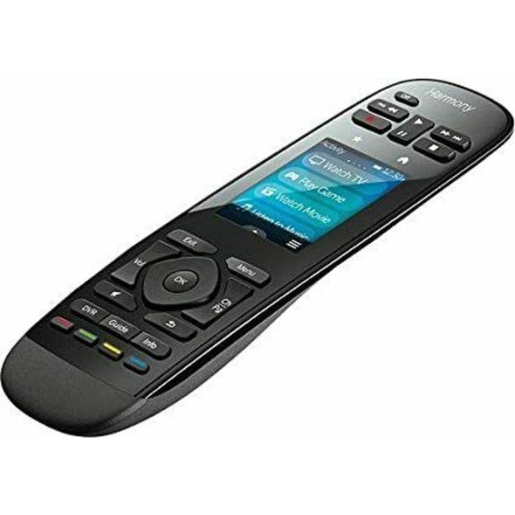 Logitech Harmony Ultimate One Touch Screen Universal Remote and Cable-