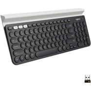 Logitech K780 Multi-Device Wireless Keyboard for Computer, Phone and Tablet-