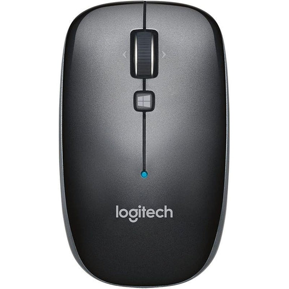 Logitech M557 Bluetooth Mouse – Wireless Mouse with 1 Year Battery Life-