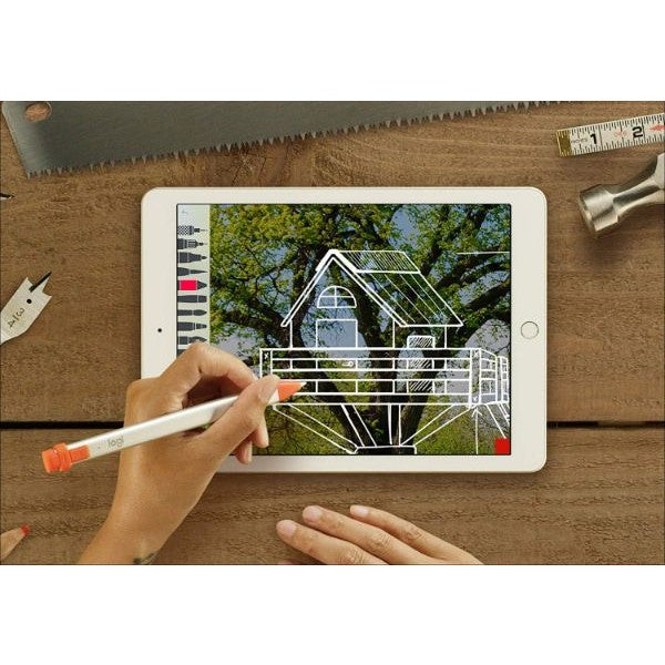 Logitech Crayon for iPad 6th Gen, iPad Air 3rd Gen and iPad Mini 5th Gen-Daily Steals