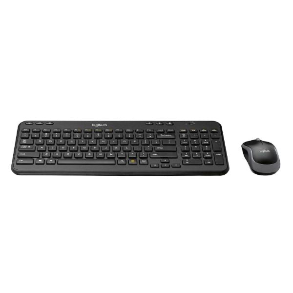 Logitech Wireless Combo MK360 - Compact Cordless Desktop Keyboard & Mouse-Daily Steals