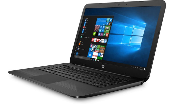 "update alt-text with template Daily Steals-HP Stream 14-ax040wm 14"" Laptop with 1.6GHz Intel Celeron N3060 Processor, 4GB RAM, and 32GB eMMC-Laptops-"