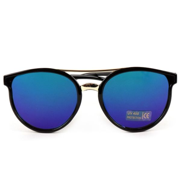 Designer Inspired Ladies Sunglasses-Blue-Daily Steals