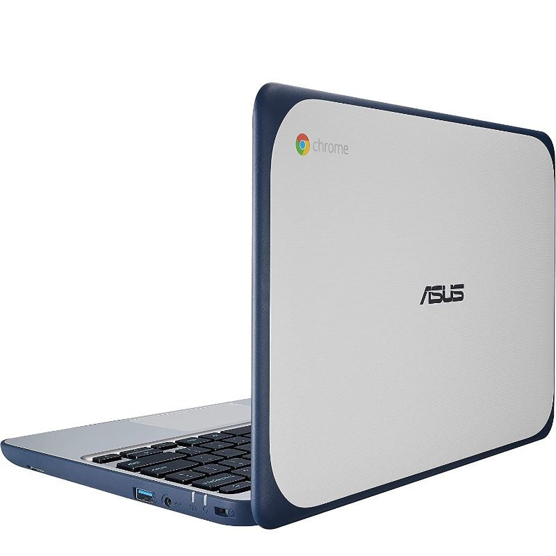 "ASUS Chromebook 11.6"" Laptop, 4 GB, 16GB eMMC, Rugged, Water Resistant, 180 Degree Screen"