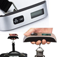Daily Steals-Luggage and Suitcase Scale-Travel-