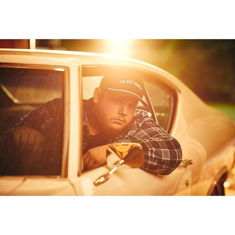 Luke Combs - What You See Is What You Get Album, Audio Music CD-