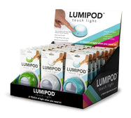 [2-Pack] LUMIPOD Touch Light - Assorted Colors-Daily Steals
