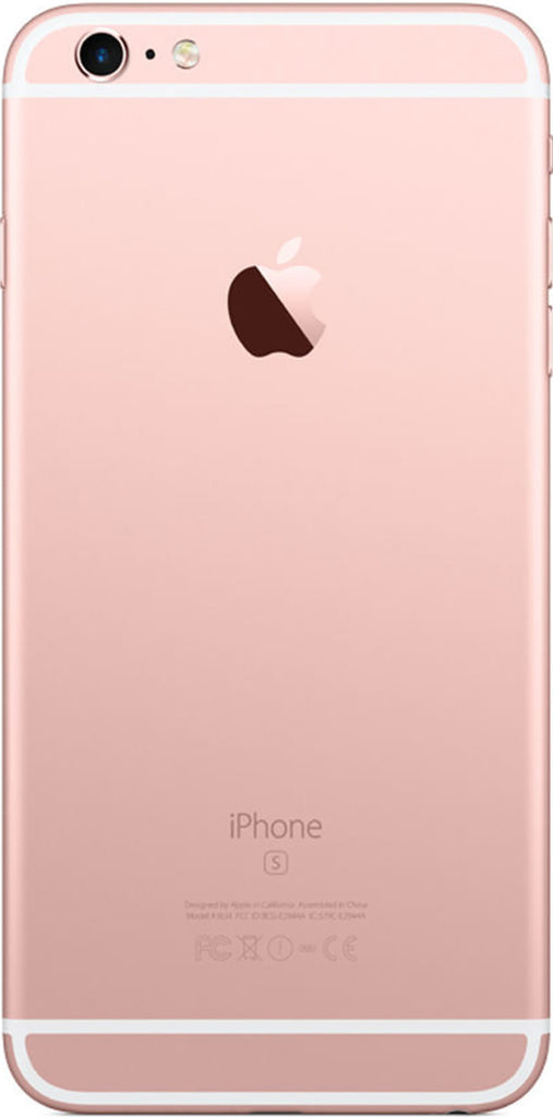 Apple iPhone 6s 16GB Unlocked GSM 4G LTE Dual-Core Phone w/ 12 MP Camera - Rose Gold (Certified Refurbished)