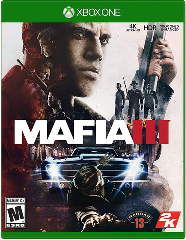 Daily Steals-Mafia III - Xbox One - Standard Edition-Digital Products-