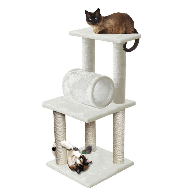 Scratching Post Tower for Cats-Daily Steals