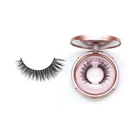 Magnetic Eyeliner with 3D Magnetic Eyelashes & Tweezers Waterproof Kit-Glam-Daily Steals