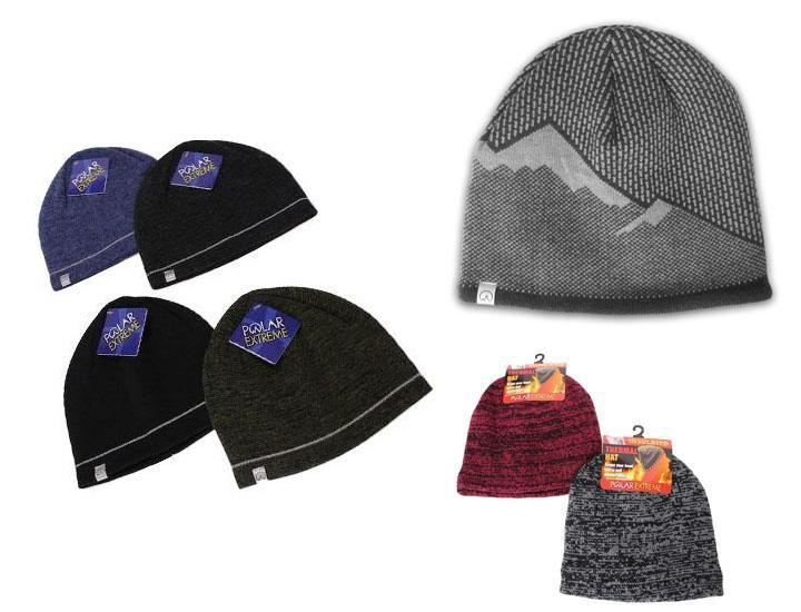 Polar Extreme Thermal Insulated Stocking Beanie Cap-Daily Steals