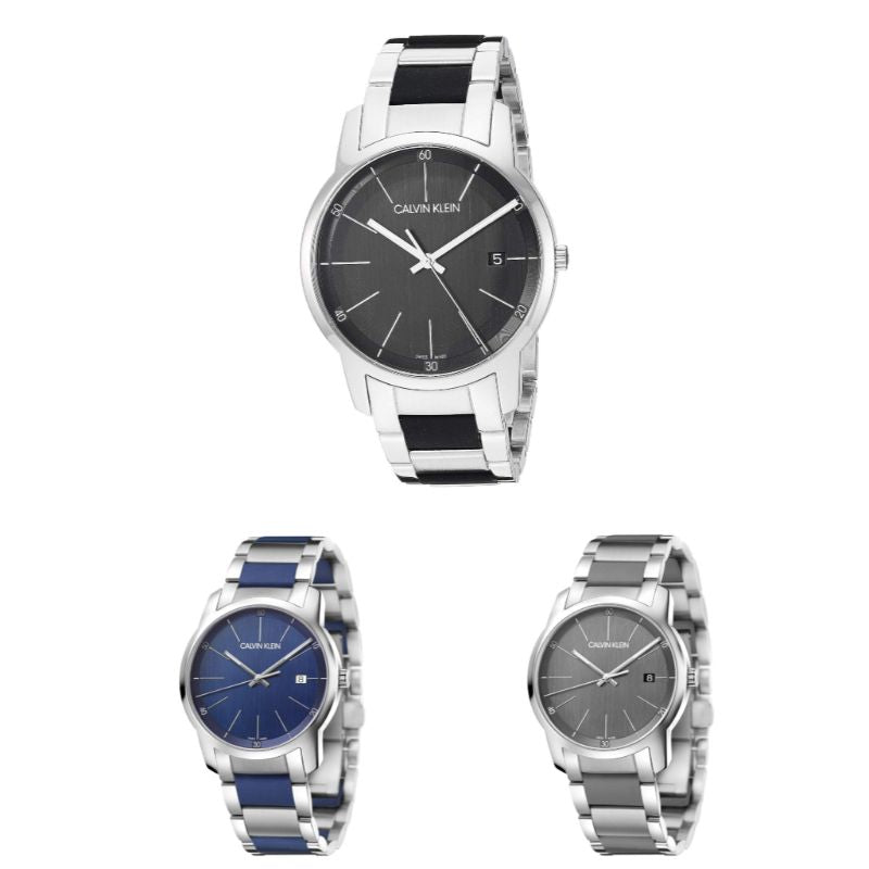 City Extension Quartz Two Tone Men's Watch-Daily Steals