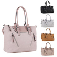 Leone Satchel Handbag by MKF-Daily Steals