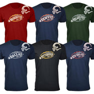 Men's All-Star Football T-Shirts-Daily Steals