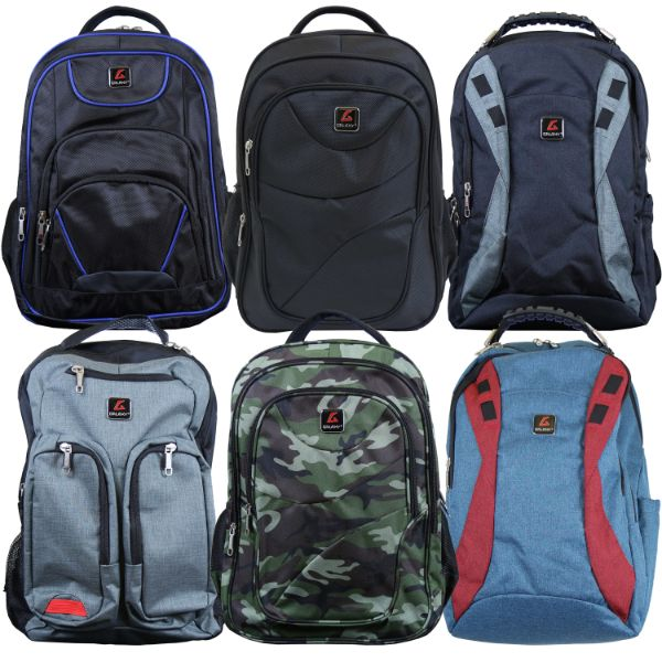 Pro Series Padded Laptop Backpacks-Daily Steals