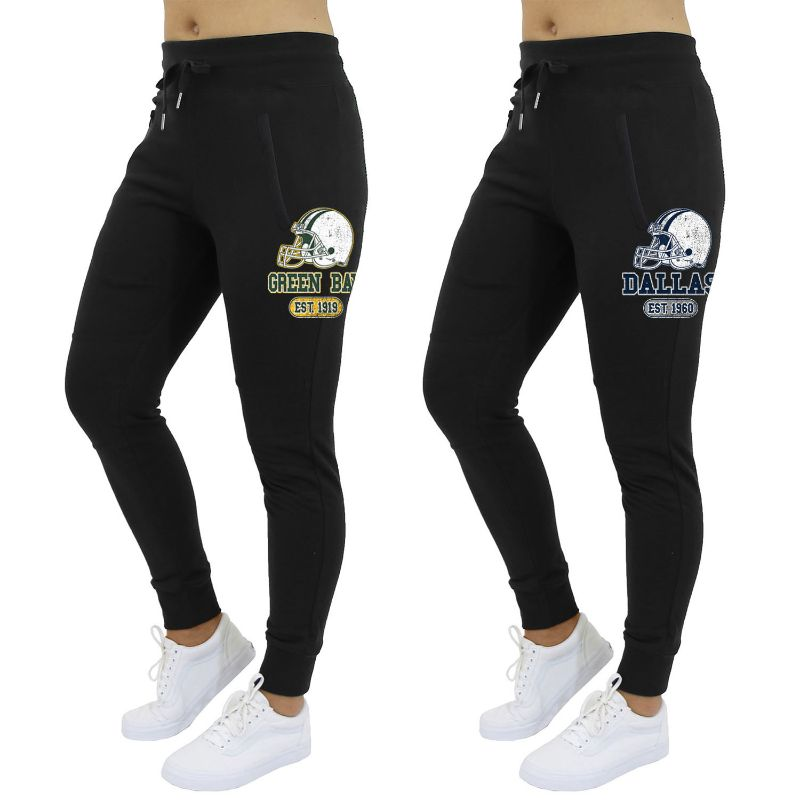 Women's Home Team Football Jogger Sweatpants-Daily Steals