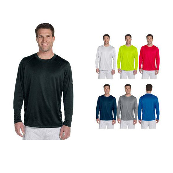 Daily Steals-New Balance Men's Long Sleeve Performance T-Shirt-Men's Apparel-