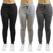 Women's Slim-Fit French Terry Jogger Sweatpants-Daily Steals