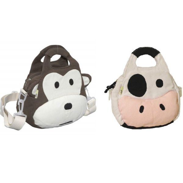 Ecogear Ecozoo Kids Animal Lunch Totes-Daily Steals