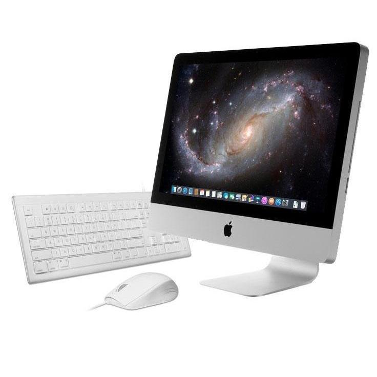 "Apple iMac 21.5"" with Intel 3.1GHz, 250GB HDD, Keyboard/Mouse-4GB RAM-Daily Steals"