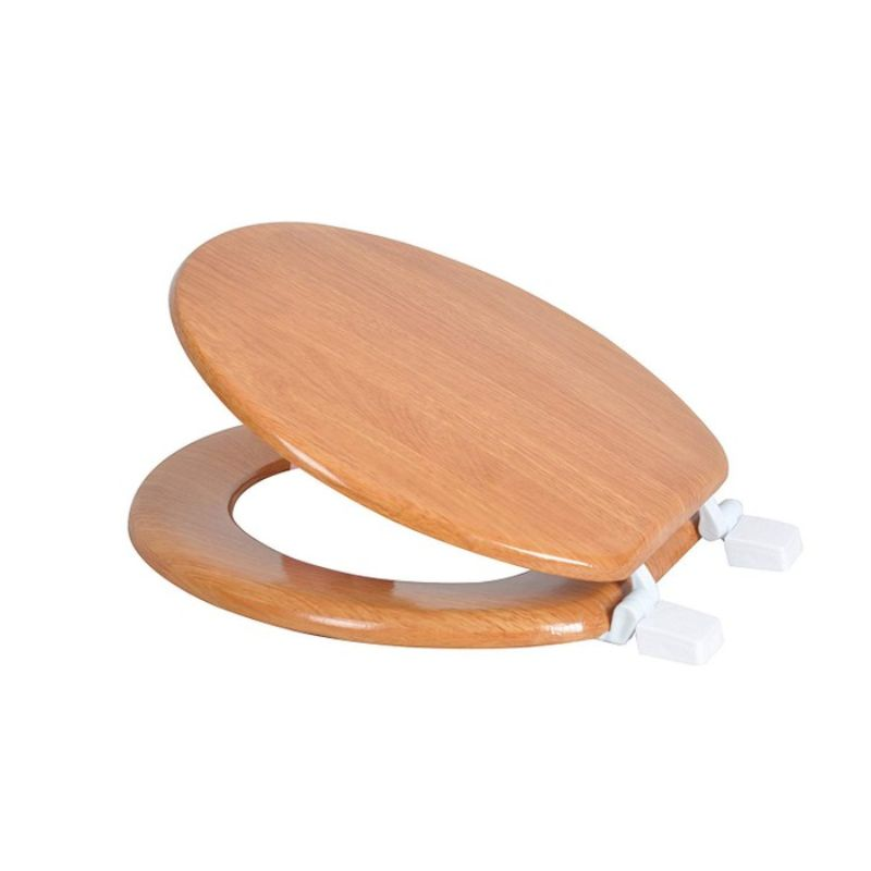 Marble Print Toilet Seats-WOODEN-Daily Steals