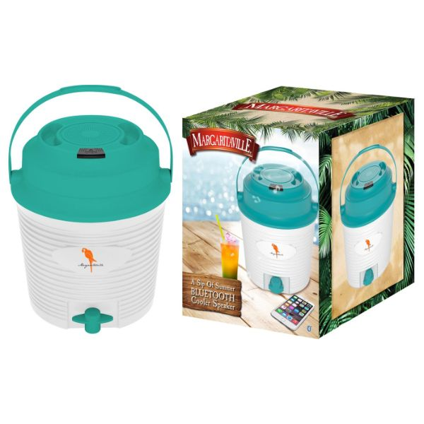 Margaritaville or Landshark Drink Dispensing Cooler with Speaker-Margaritaville-Daily Steals