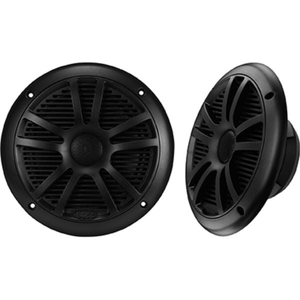 "Speakers, 6.5"" 2-Cone, 180 Watt, Black By Boss Audio-Daily Steals"