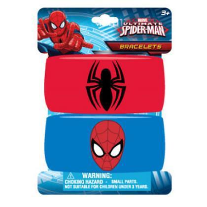 Daily Steals-Marvels Avengers Kid's Spiderman Bracelets-Jewelry-