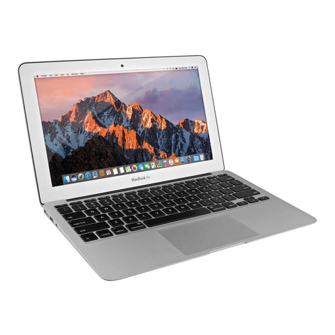 "Daily Steals-Apple MacBook Air with 11.6"" HD Display, Intel Core i5, 4GB RAM, 128GB SSD Drive, Wi-Fi, Bluetooth, Webcam-Laptops-"