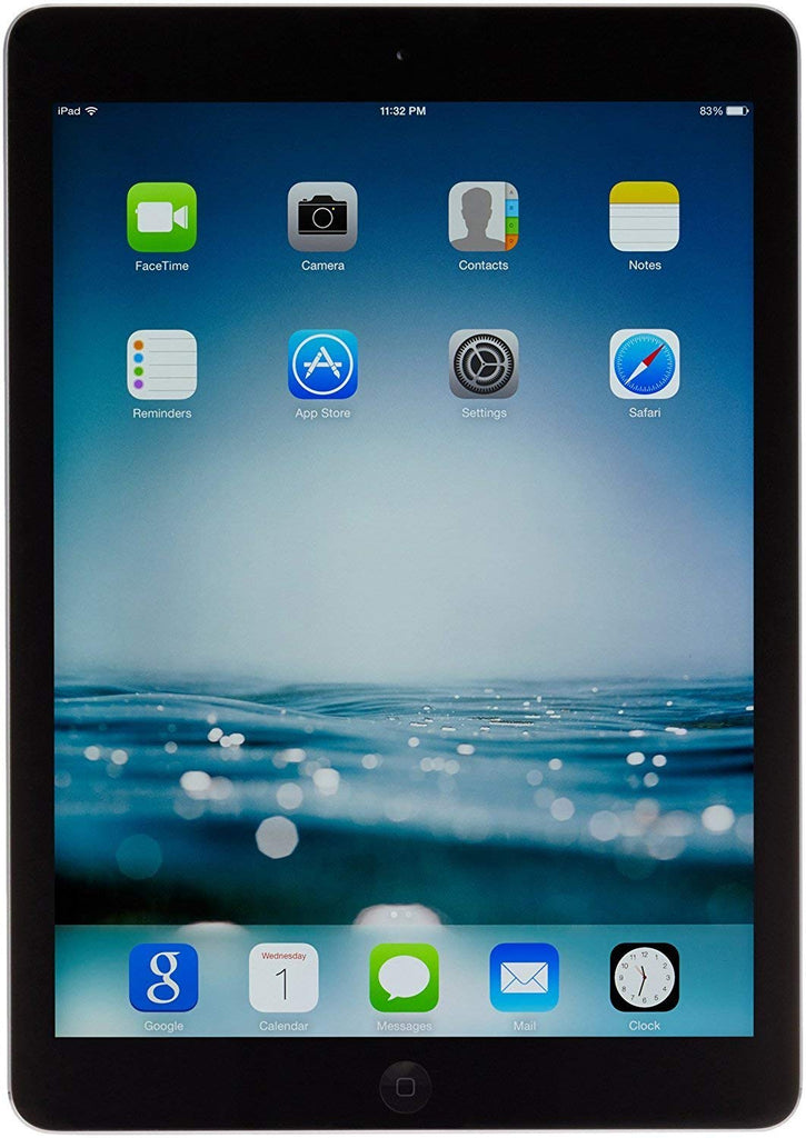 Apple iPad Air with Wi-Fi (16 OR 32GB) - Space Gray-16GB-Daily Steals