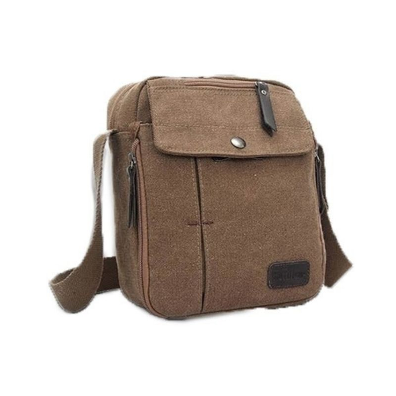 Multifunctional Canvas Bag - 6 Styles-Coffee-Daily Steals