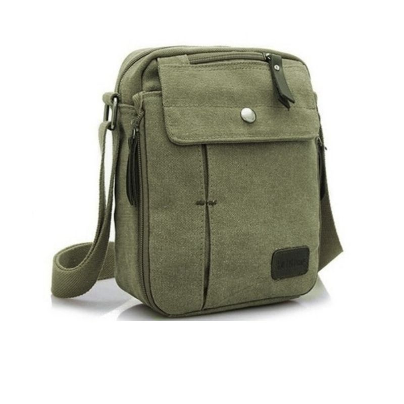 Multifunctional Canvas Bag - 6 Styles-Green-Daily Steals