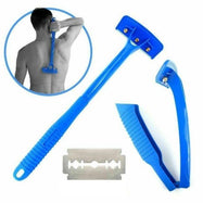 Men's Back Hair Removal and Body Shaver with 5 Blades Included-Daily Steals