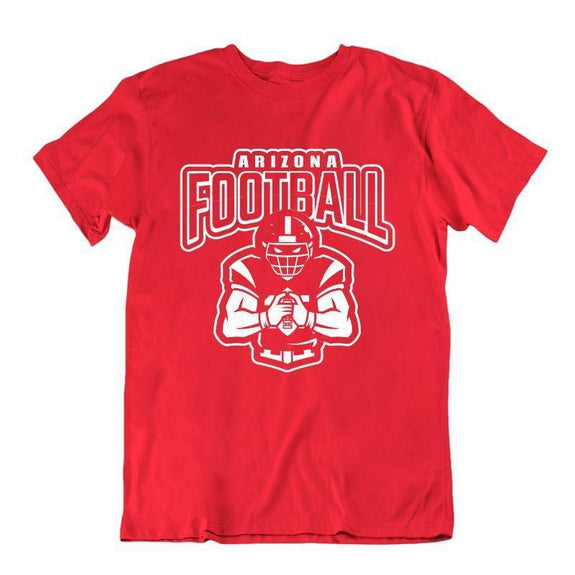 Men's Football Team T-Shirts - Sizes XL/2XL-Arizona-XL-Daily Steals