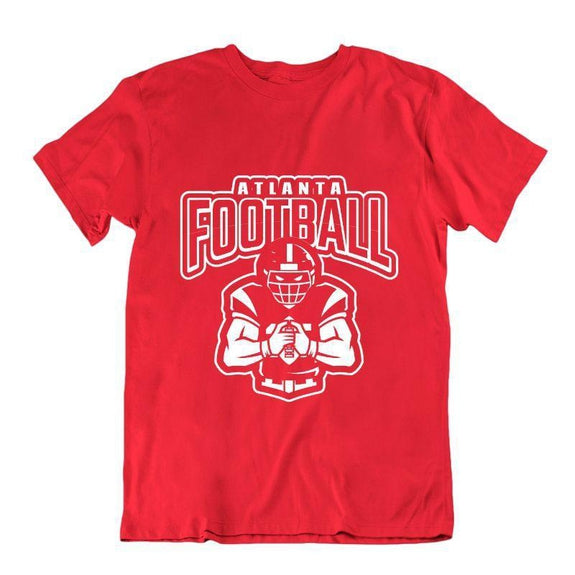 Men's Football Team T-Shirts - Sizes XL/2XL-Atlanta-XL-Daily Steals