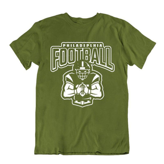 Men's Football Team T-Shirts - Sizes XL/2XL-Philadelphia-XL-Daily Steals