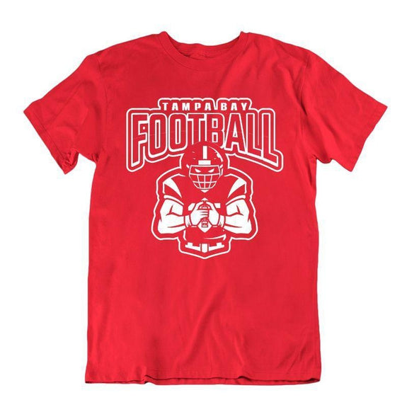 Men's Football Team T-Shirts - Sizes XL/2XL-Tampa Bay-XL-Daily Steals