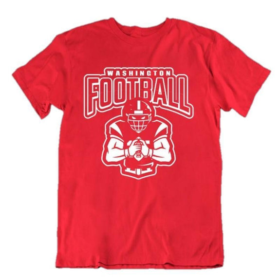 Men's Football Team T-Shirts - Sizes XL/2XL-Washington-XL-Daily Steals
