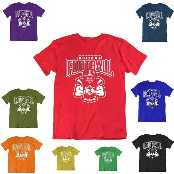 Men's Football Team T-Shirts - Sizes XL/2XL-Daily Steals