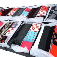 Daily Steals-Men's Scarf and Socks Gift Set - Assorted Styles-Men's Apparel-