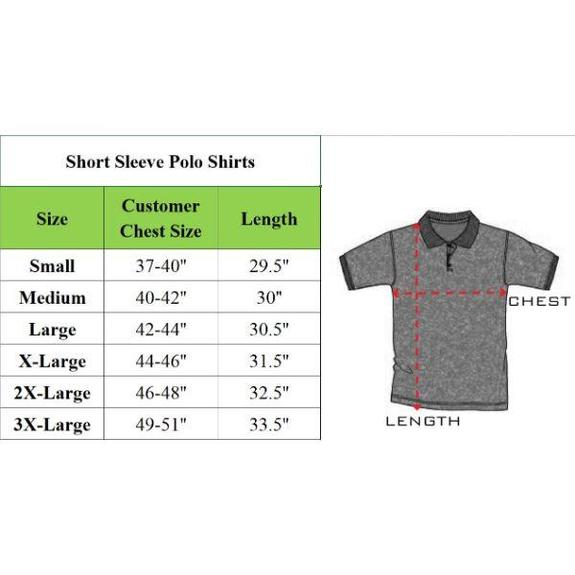 Daily Steals-Men's Short Sleeve Polo Shirts - 3 Pack-Men's Apparel-Black & Navy & White-Small-