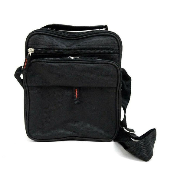 Men's Small Messenger Bag with Adjustable Strap-