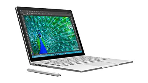update alt-text with template Daily Steals-Microsoft 13.5 inch Surface Book Multi-Touch 2-in-1 Notebook (Silver)-Laptops-