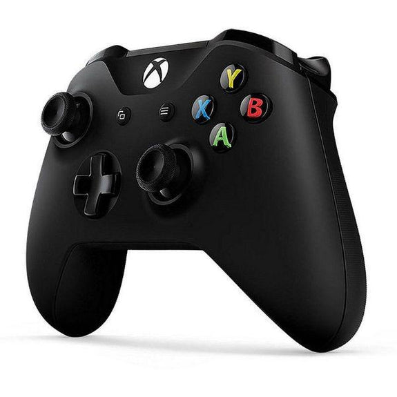 Microsoft Xbox One S Black Wireless Bluetooth Controller
